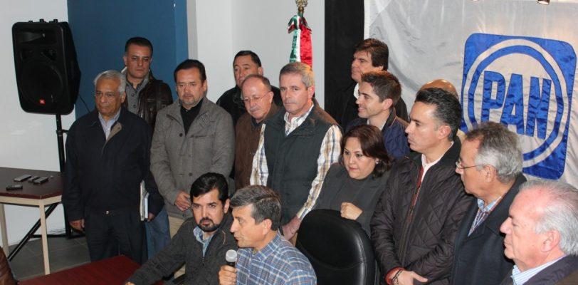 Va PAN por mayoría de diputaciones en Coahuila