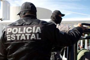 Policias estatales