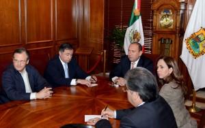 Reunion ICAI Gobierno