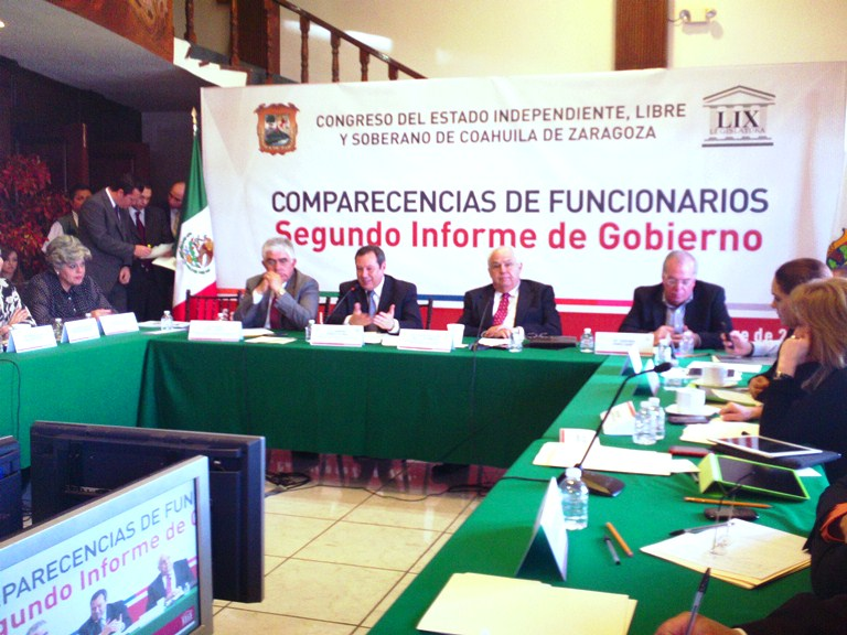 Autoridades de Coahuila desarticularon 56 bandas delictivas en un año