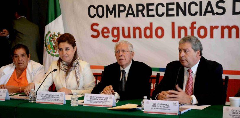 En Coahuila hay más oportunidad de educación para todos: José María  Fraustro