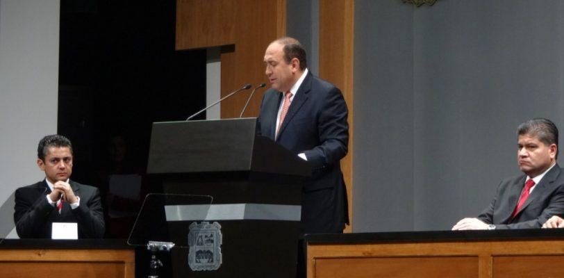 Felicita Rubén Moreira a alcaldes electos, los invita a gobernar para todos