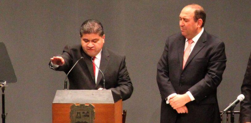 Miguel Riquelme rinde protesta como Alcalde de Torreón