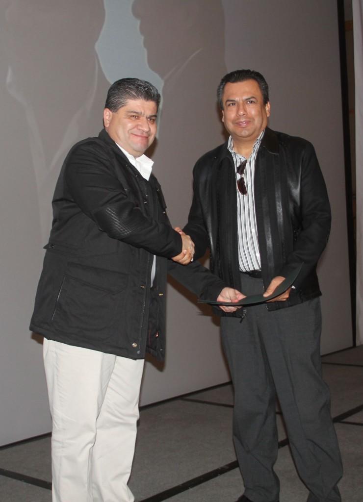 Presenta Miguel Riquelme nuevo gabinete municipal en Torreón