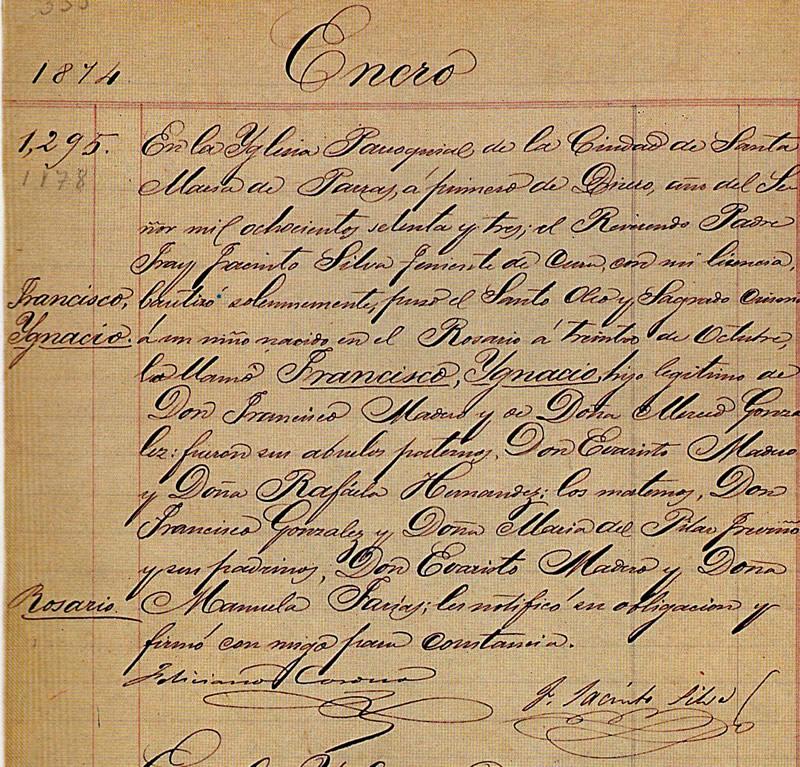 Alistan actividades para conmemorar 155 años del Registro Civil