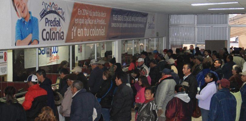 Aumentan impuestos en Saltillo para recuperar recursos de la tenencia