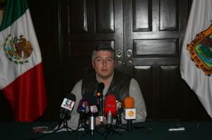 Armando Luna Canales, Secretario de Gobierno de Coahuila
