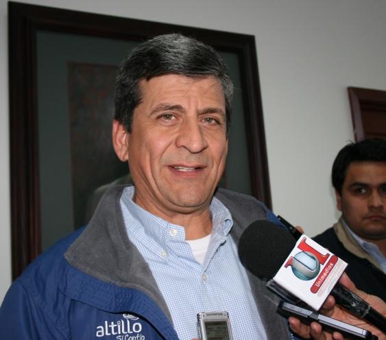 Citan a declarar a Carlos Orta por denuncia contra Guadiana
