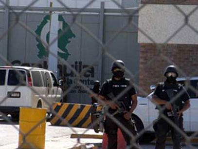 Renuncia Director de Cereso de Torreón