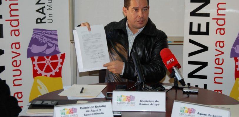 Cumple Ricardo Aguirre con disolución de AGRA
