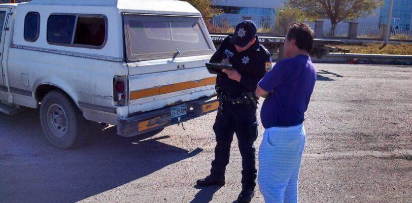 Inician operativos contra quienes no pagaron tenencia vehicular