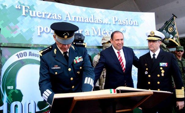 Contemplan 700 militares para nuevo batallón en Monclova