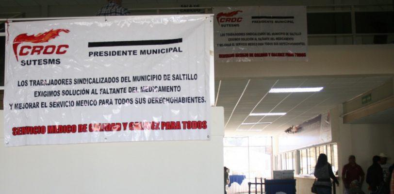 Inventan boicot para despedir a sindicalizados en Saltillo: Sindicato