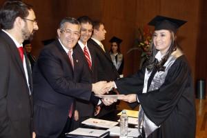 Concluyen Estudios Alumnos de la Facultad de Sistemas Unidad Saltillo