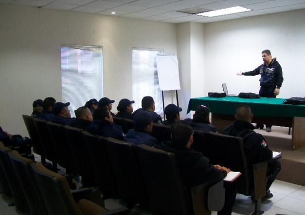 Capacita en criminalística PGJE a policías de Piedras Negras