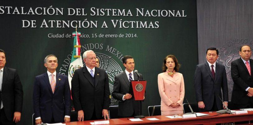 Vamos a hacerle justicia a las víctimas del delito: Rubén Moreira