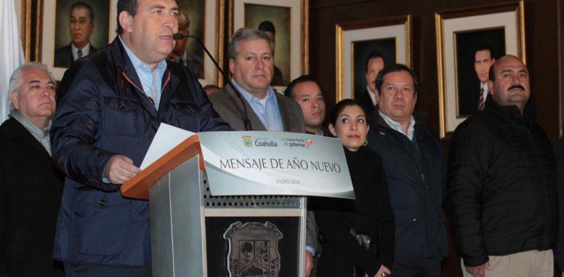 Prevén 20 mil empleos para Coahuila con reforma energética
