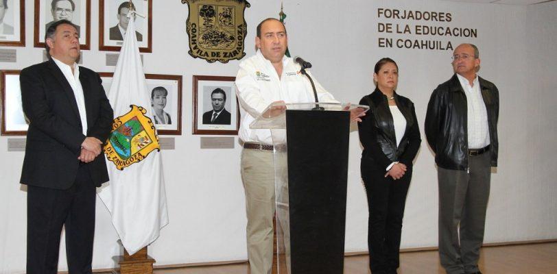 Asume Jesús Ochoa Galindo como nuevo titular de SEDU