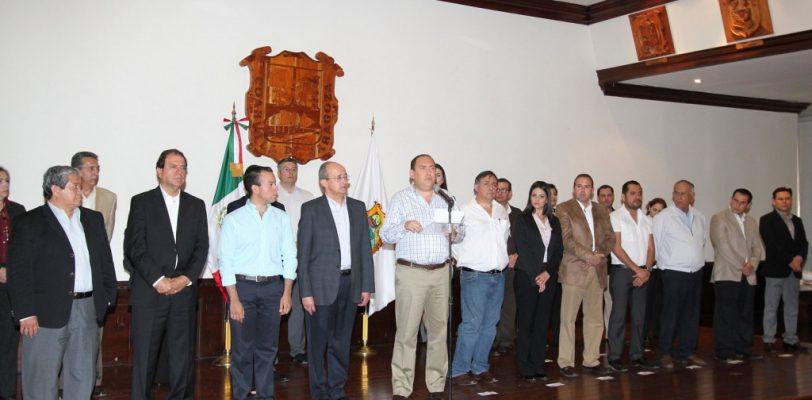 Entrega Gobernador de Coahuila nuevos nombramientos