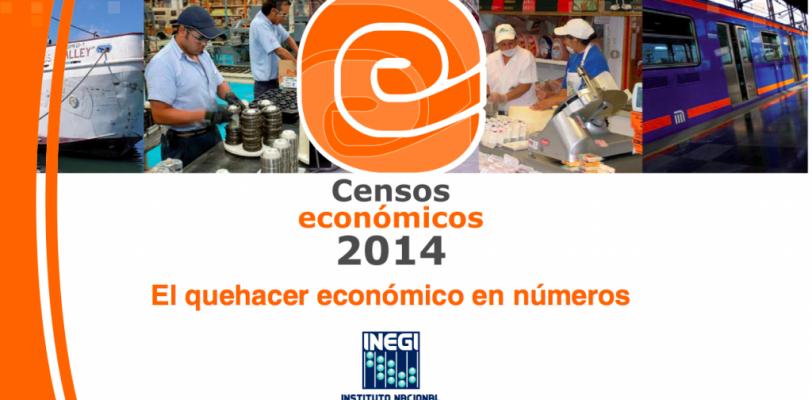 Arranca censo económico 2014