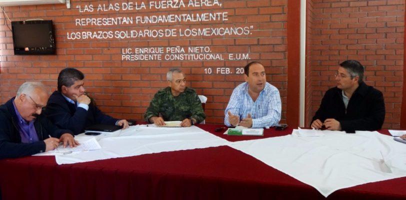 Llevará a cabo gobierno de Coahuila mesas de análisis contra inseguridad