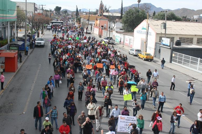 Este lunes maestros de Coahuila inician reposición de clases