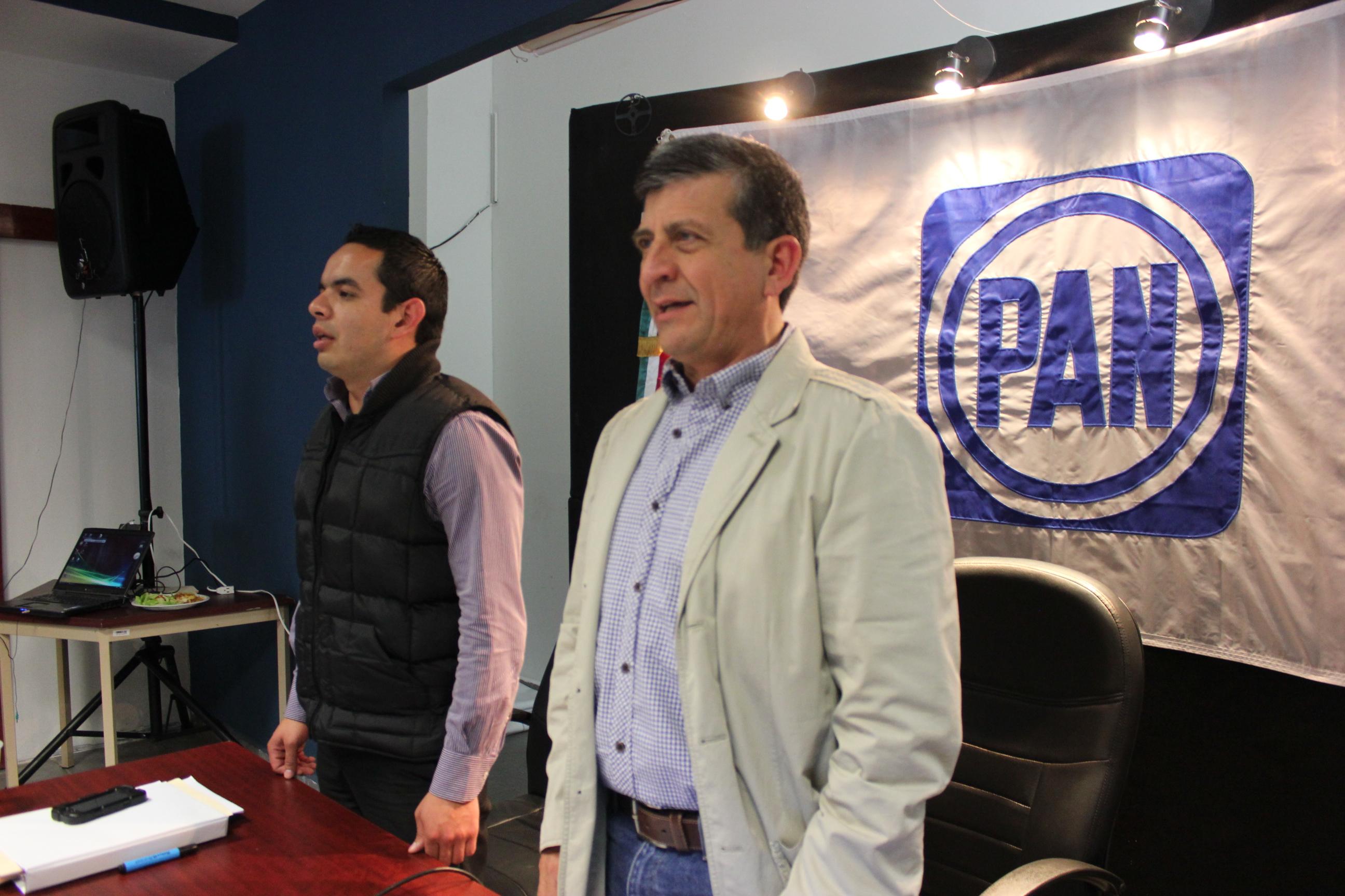 Es Luis Aguirre nuevo Secretario General del PAN Coahuila