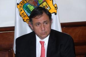 Jesus Ochoa Galindo, Secretario de Finanzas