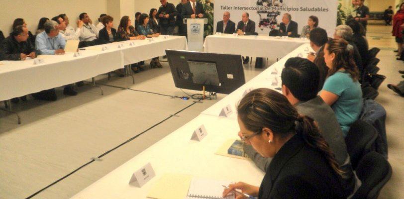 Instalará Coahuila red de municipios saludables
