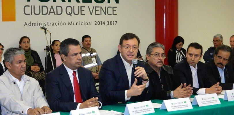 Encabezará Torreón red de municipios saludables
