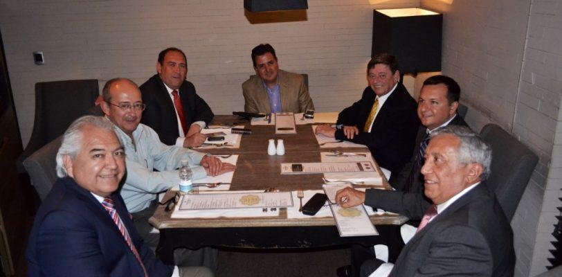 Dan seguimiento a clúster Minero-Petrolero de Coahuila