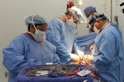 Hospital del Niño aumentará operaciones con nuevo quirófano