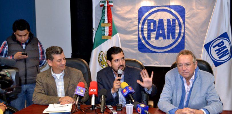 Tumbará CEN del PAN candidaturas en Coahuila por equidad de género