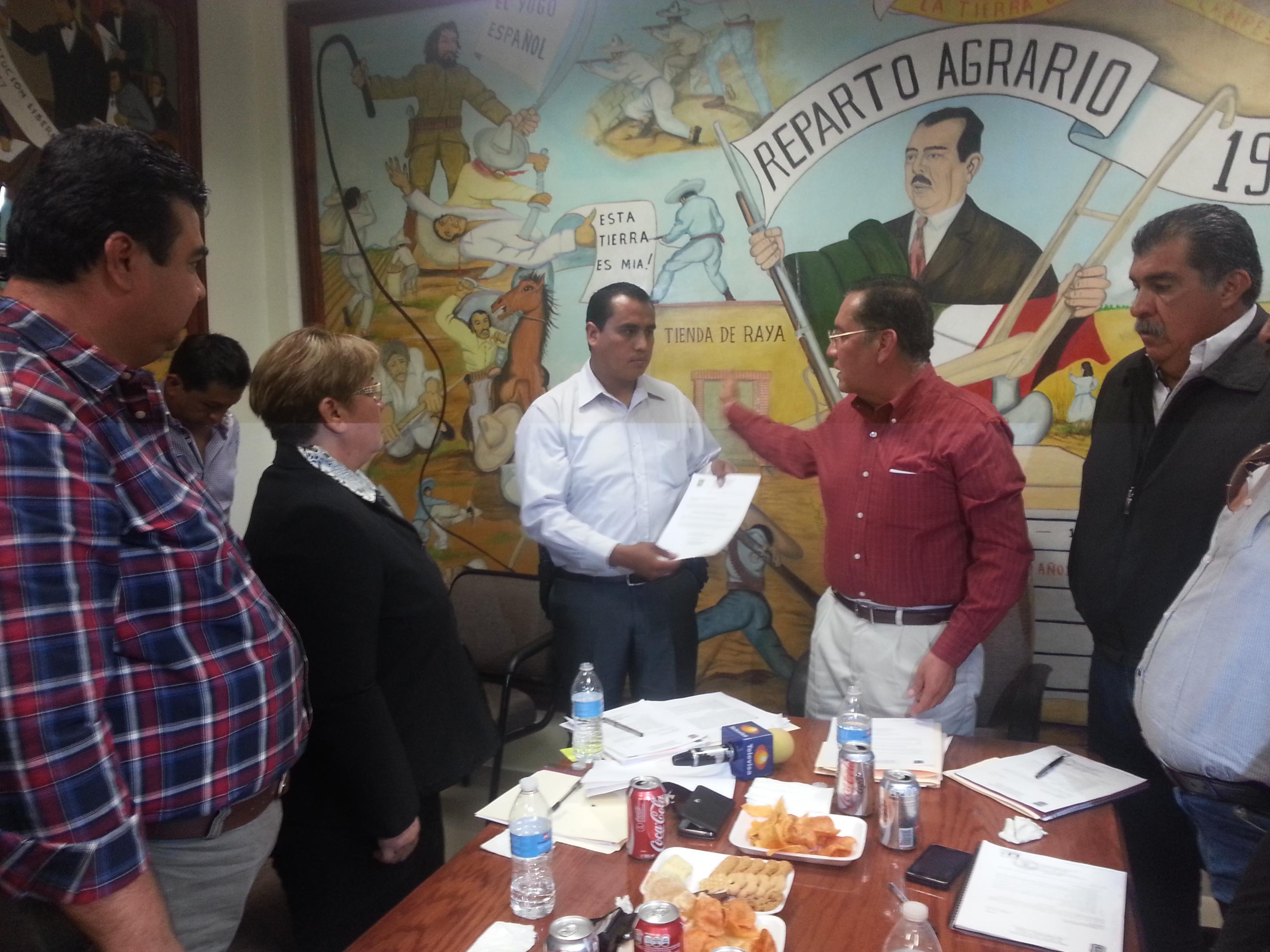 Designan a ex agente GATE nuevo director de la policía en Matamoros