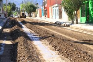 Avanza recarpeteo en Colonia Morelos 1