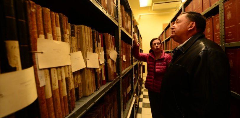 Buscan para Saltillo mejorar su Archivo