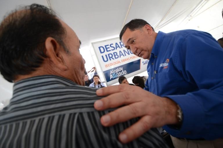 """Inicia en Saltillo el programa """"Alcalde a tu Lado"""""""