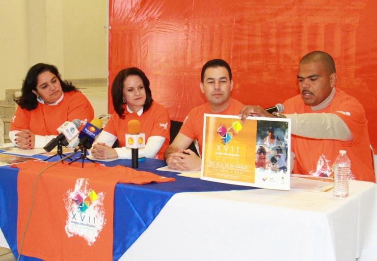 Invita DIF Saltillo a Juegos Municipales del Adulto Mayor