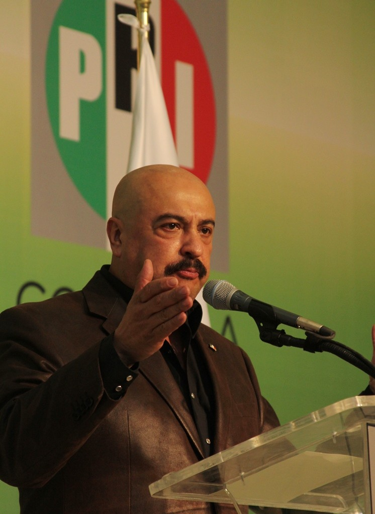 Nombra PRI a Jorge Romero como delegado del CEN en Coahuila