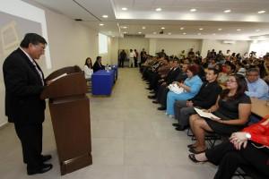 Asumir esfuerzo conjunto de maestros y alumnos para trabajar en el Plan de Desarrollo Institucional