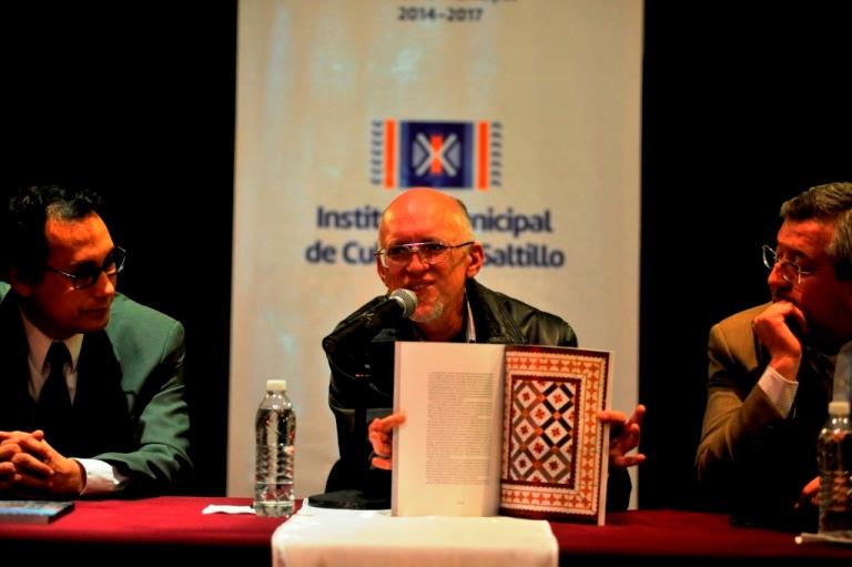 """Presentan libro """"Casa Purcell, alma por contagio"""""""