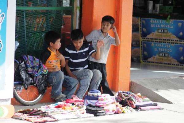 Trabaja en Coahuila el 8% de la población infantil