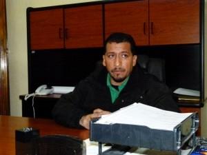 Juan Carlos Maldonado Soriano, director de la Policía de Matamoros