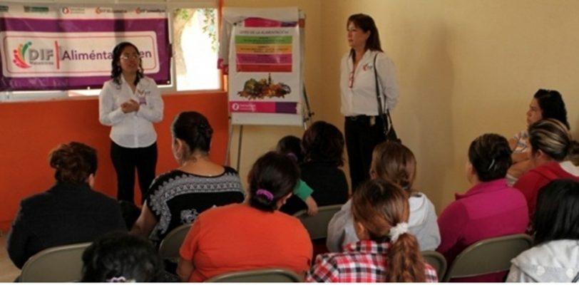 Platicas de nutrición en las escuelas de educación básica