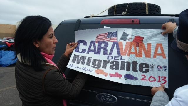 Llegará a Saltillo la Caravana del Viacrucis del Migrante