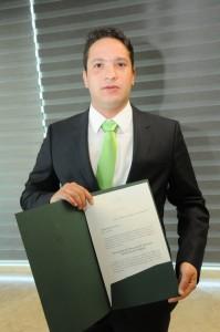 Nombran al nuevo Procurador de Protección al Medio Ambiente