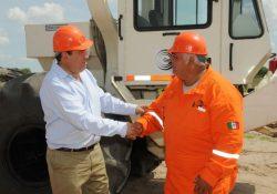 Genera 800 empleos la exploración de gas shale en Guerrero