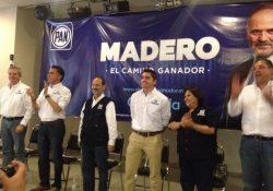 Abandonó Luis Fernando Salazar a Cordero por conveniencia política