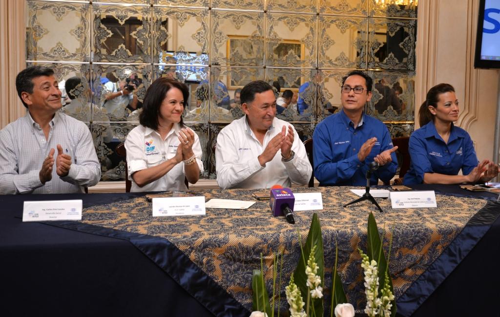 Presentan Festival Internacional Saltillo 2014