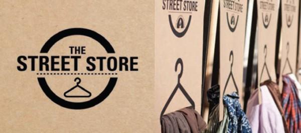 """Abren """"Tienda en la calle"""" para personas de escasos recursos"""